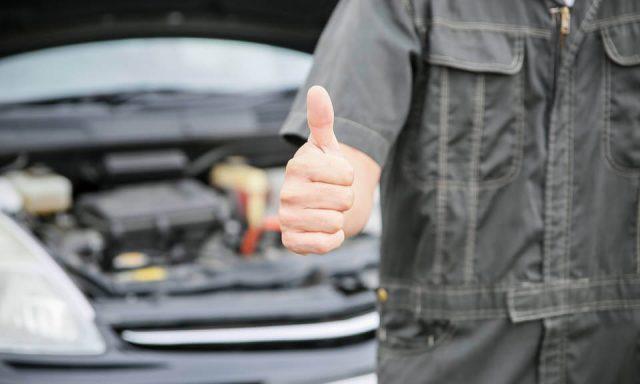 デリバリー車検のサービス