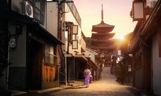 京都の車、交通事情