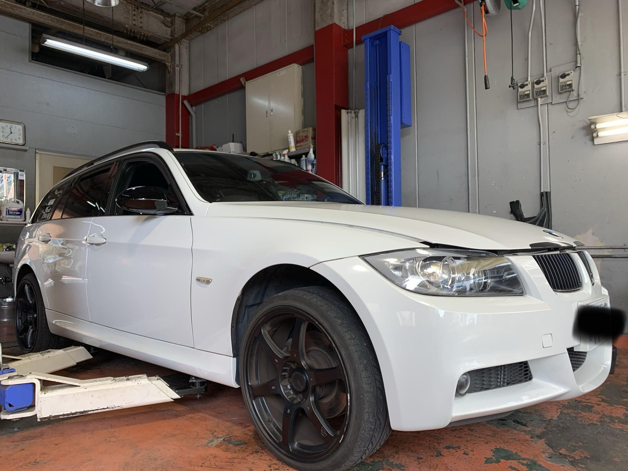 BMW 325i の車検・整備