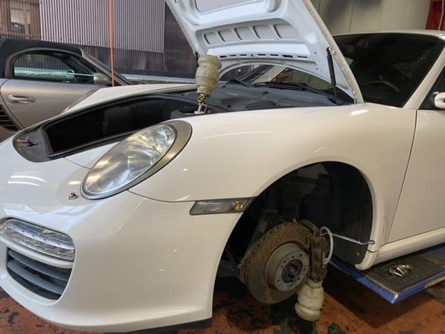 ポルシェ 911カレラの車検・整備