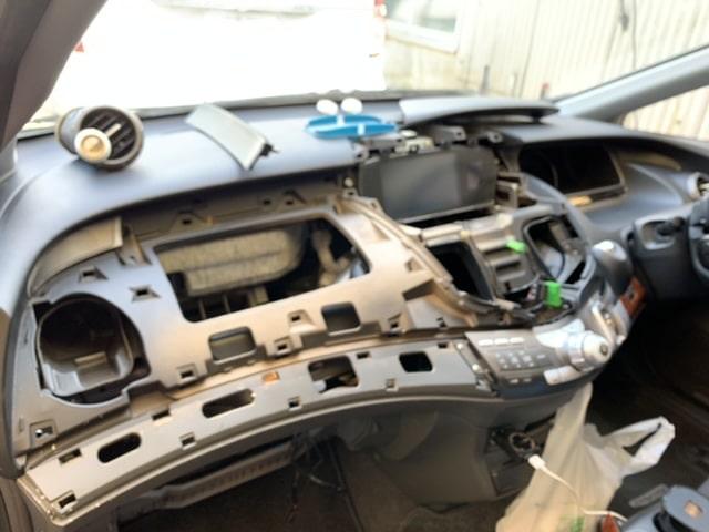 オデッセイのエアコン修理