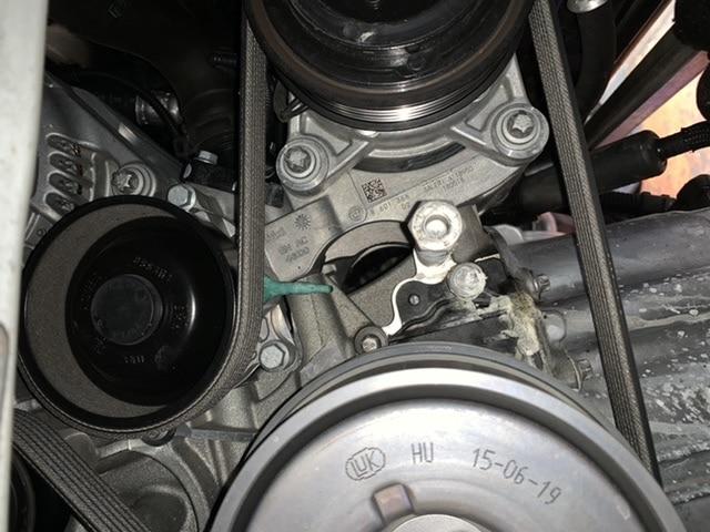 BMW MINI ONEの車検整備