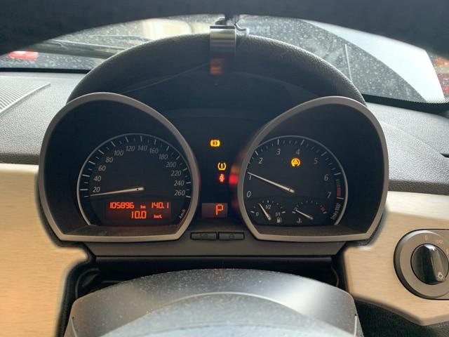 BMW Z4 DSC点灯